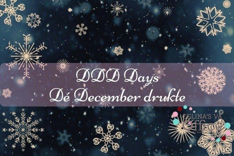 Dé December Drukte (DDD's)