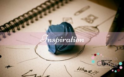 Inspiratie?! Waar haal ik het vandaan….